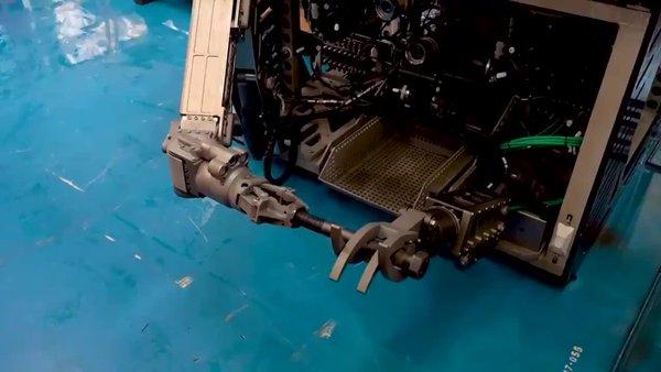 Yerli su altı robotu 'Kaşif' görevine başladı