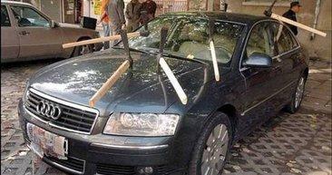 Yanlış yere park etmenin cezası ağır oldu!