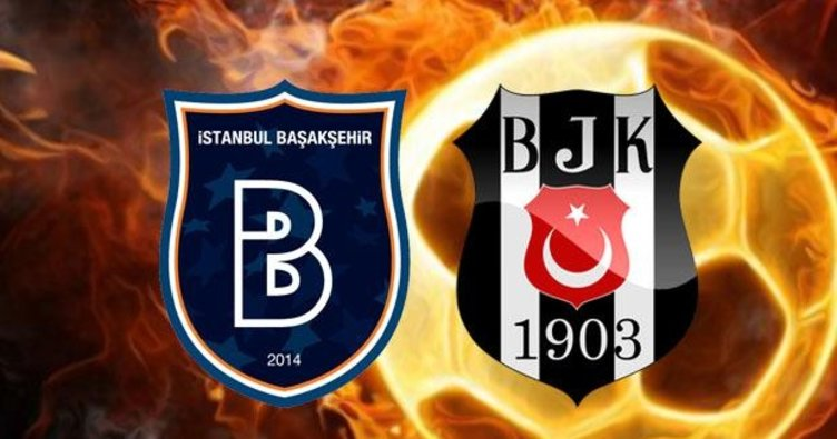 Başakşehir'den Beşiktaş paylaşımı
