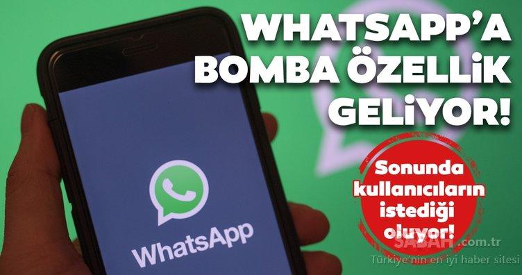 WhatsApp'a karanlık mod geliyor! WhatsApp Android sürümünde karanlık mod ortaya çıktı