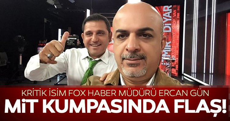 Ercan Gün'e MİT kumpasından yeni dava!