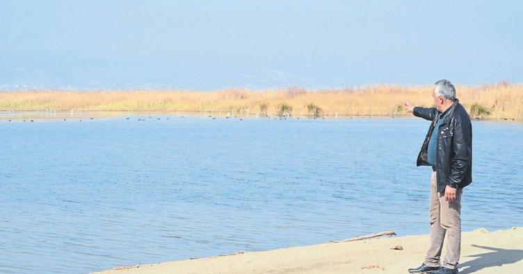 Silifke Ovası'nı tuzlu su vurdu