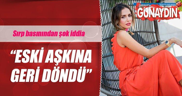 Sırp basınından şok iddia!