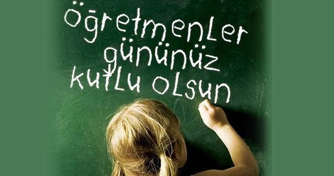 Kısa ve uzun 24 Kasım Öğretmenler günü kutlama mesajları!