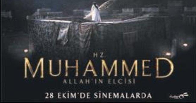Hz. Muhammed filmine büyük ilgi