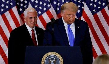 Pence, Trump'ı görevden almak için bir adım atmayacağını açıkladı