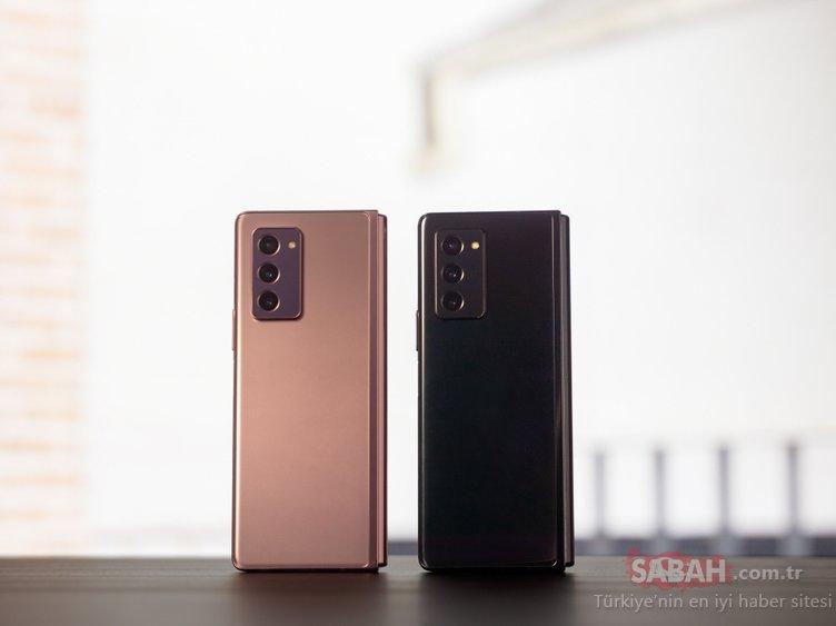 Samsung Galaxy Z Fold 2 resmen duyuruldu! Katlanabilir ekranlı telefonun özellikleri nedir?