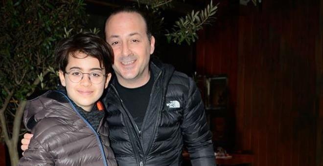Tolga Çevik'in oğlu Tan büyüdü! Babasının boyunu aşan Tan'ın son halini görenler gözlerine inanamadı...