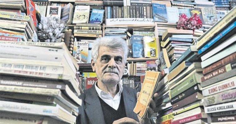 Kitaplarla geçen ömür