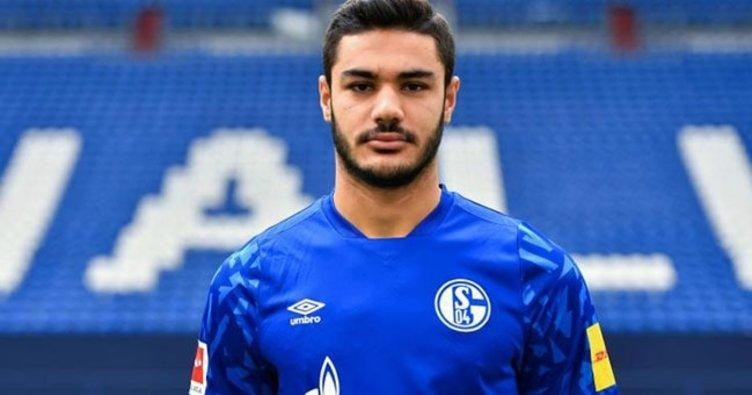 Ozan Kabak gollerinde devam ediyor! Schalke 3 Fortuna Düsseldorf 3 (MAÇ SONUCU)