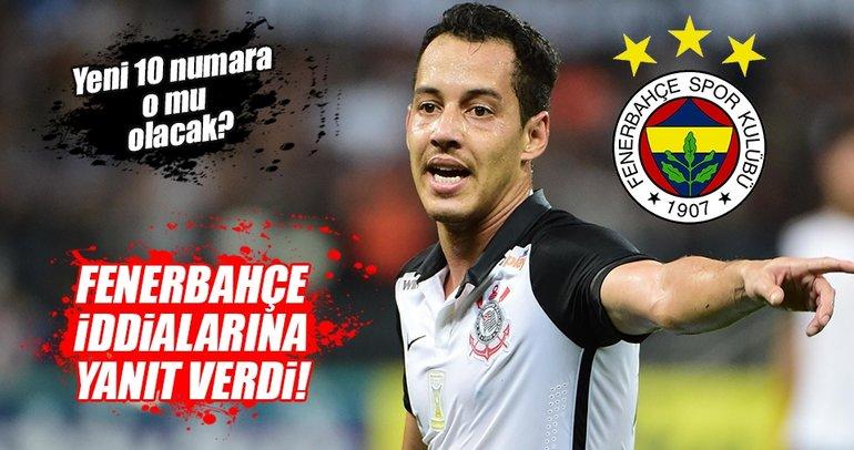 Rodriguinho'dan Fenerbahçe yanıtı!