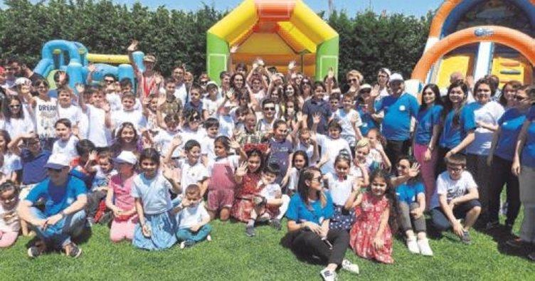 Diyabetli çocuklar festivalde buluştu