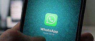 WhatsApp'ın karanlık modu böyle görünüyor!