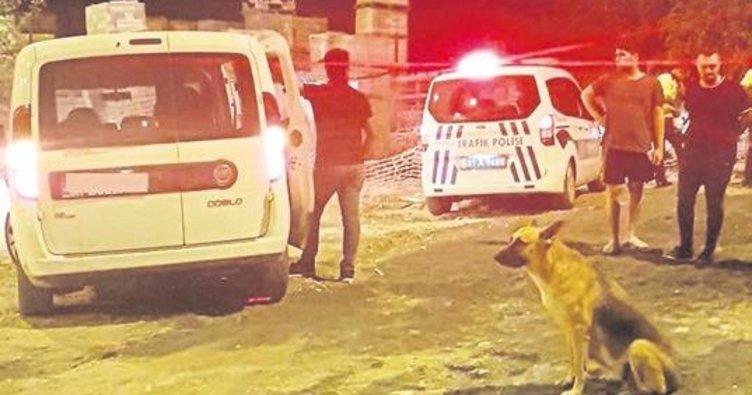 Polisten kaçan şahısların üzerinden kenevir çıktı