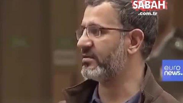 Afgan Müslüman'dan Yeni Zelanda teröristine insanlık dersi | Video