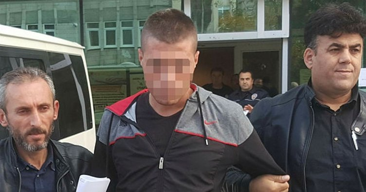 Samsun'da ev kurşunlamaya tutuklama
