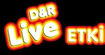 İşte D&R Live etkinlikleri
