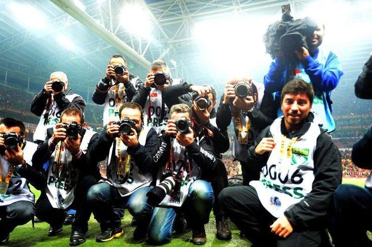 Galatasaray - Sivasspor maçından kareler