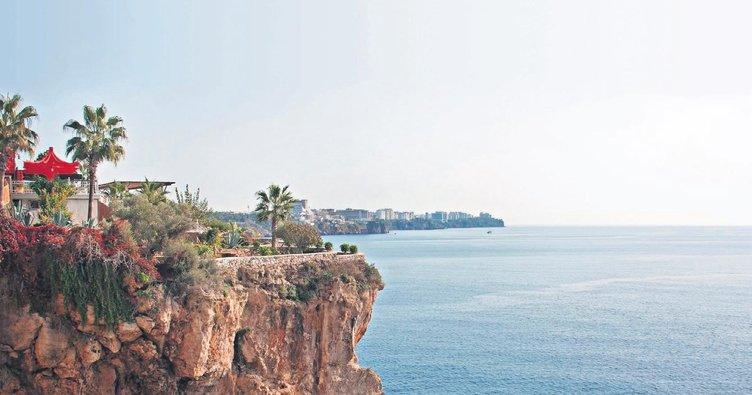 Bu kez de Akdeniz'den bildirelim