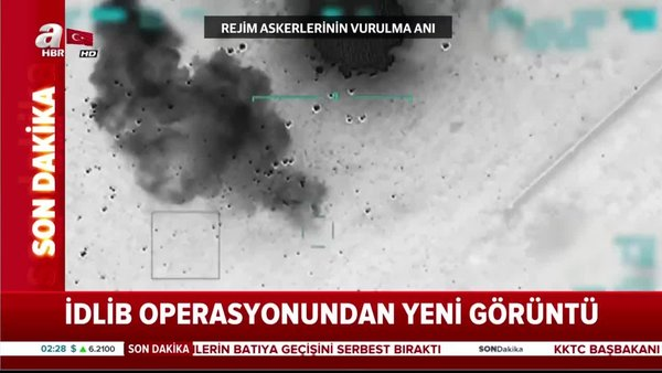 Vurmaya devam! Esad rejimi bombardımana tutuldu! İşte o vurulma anları!   Video