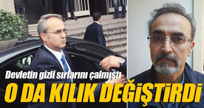 Kozmik Oda'ya giren savcı Ankara'da yakalandı