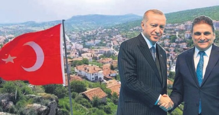 CHP'nin kalesinden AK Parti'nin kalesine