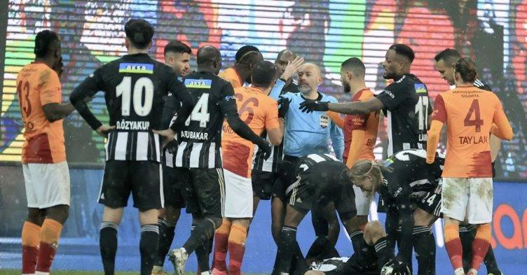 Son dakika: Galatasaray-Beşiktaş derbisi öncesi çarpıcı tablo! Meğer Sergen Yalçın ve Fatih Terim...