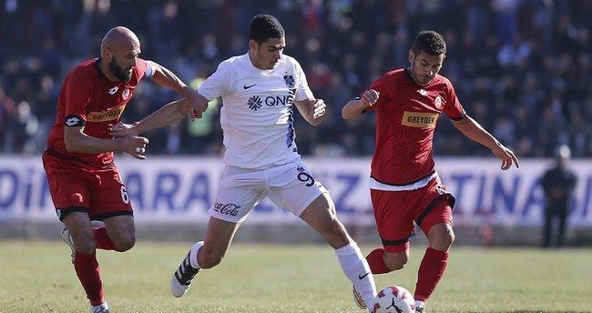 Trabzonspor uzatmalarda tur atladı