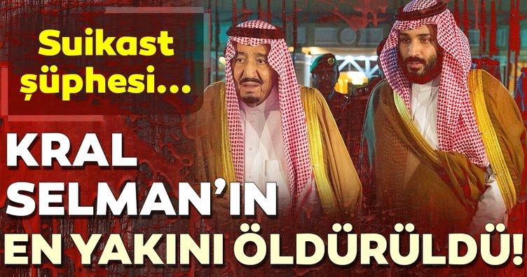 Suudi Arabistan'da şoke eden gelişme! Kral Selman'ın yakın koruması öldürüldü