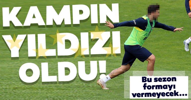 Fenerbahçe kamp raporu: Hangi isim kampın yıldızı oldu?