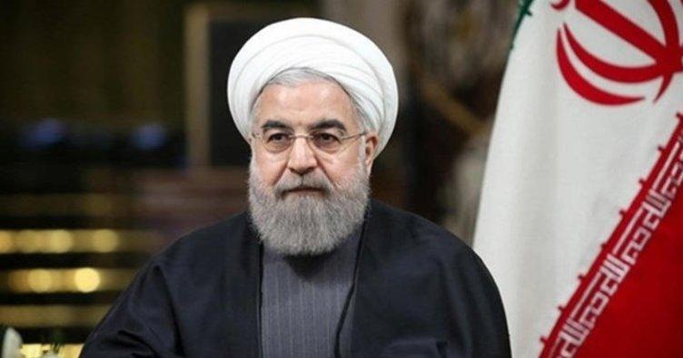 İran Cumhurbaşkanı Ruhani oyunu kullandı