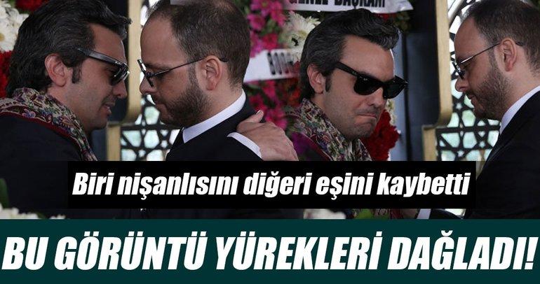 Mina Başaran'ın nişanlısı Murat Gezer yürekleri sızlattı Burcu Urfalı'nın eşi ise…