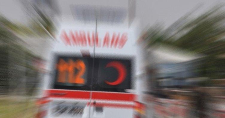 Bursa'da kamyon traktöre çarptı: 1 ölü, 1 yaralı