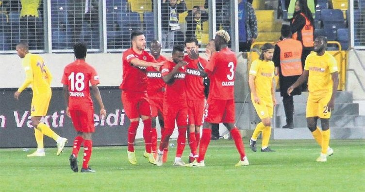 Başkent'te hasreti Gaziantep dindirdi
