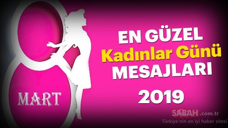 Emekçi Kadınlar Günü mesajları 2019 burada! 8 Mart Dünya Kadınlar Günü mesajları ve sözleri yayınlandı