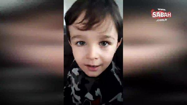 Son dakika! İzmir depreminde enkaz altına ölen 2,5 yaşındaki minik Barlas'ın yürekleri yakan son görüntüleri ortaya çıktı   Video