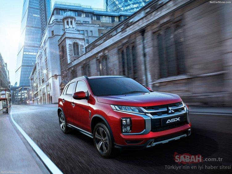 Yeni Mitsubishi ASX tanıtıldı! 2020 Mitsubishi ASX'in özellikleri...