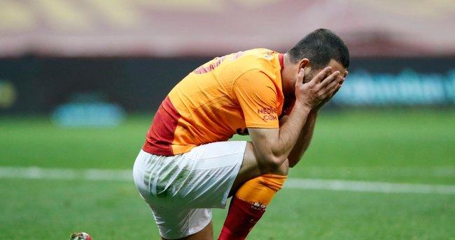 Son dakika: Galatasaray'da Arda Turan'a büyük şok! O hareketi sonrası karar verildi
