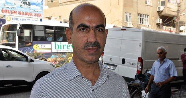 Vatandaşlardan PKK terörüne tepki