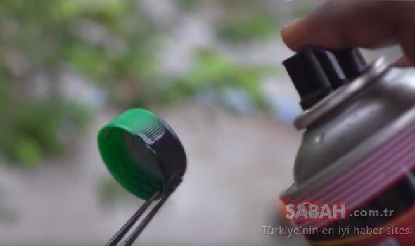 Lise öğrencisi pet şişeyle başladı milyonlarca kez izlendi!