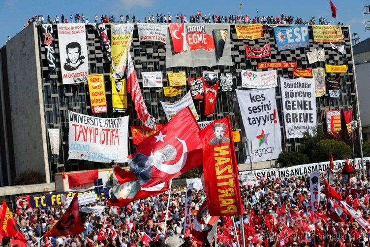 Bugün karar verilen Gezi davasında kimler hangi suçlardan beraat etti? Her yeri her şeyi yakmışlardı...