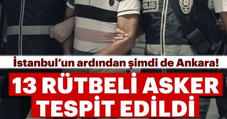 Son Dakika: Ankara'da flaş gözaltılar var