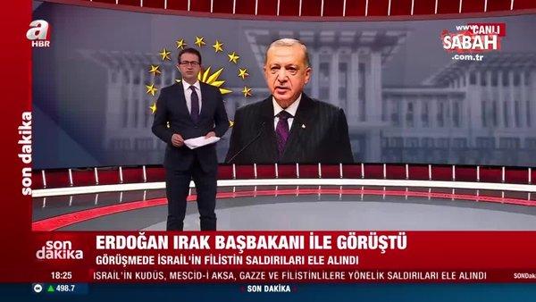 Başkan Erdoğan'dan peş peşe Mescid-i Aksa diplomasisi   Video