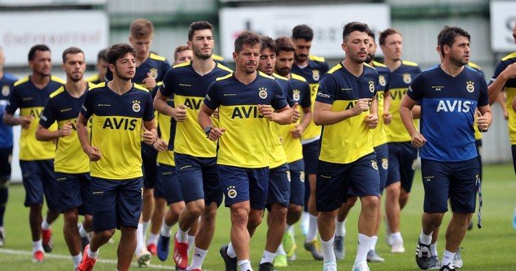 Fenerbahçe kamp için Avusturya'da