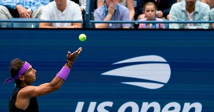 Rafael Nadal'dan ABD Açık kararı!
