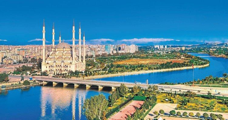 Akdeniz'in sıcak şehri Adana