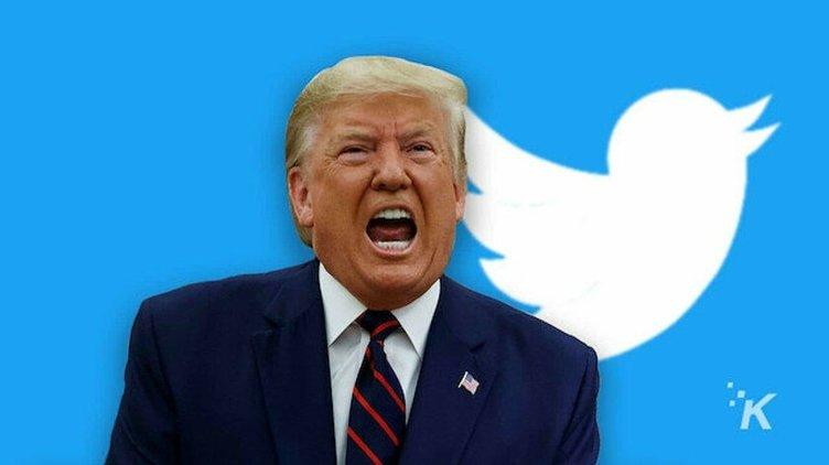 SON DAKİKA: Trump-Twitter savaşı ile ilgili çarpıcı sözler: Kantarın topuzu kaçtı, Twitter neden taraf oluyor?