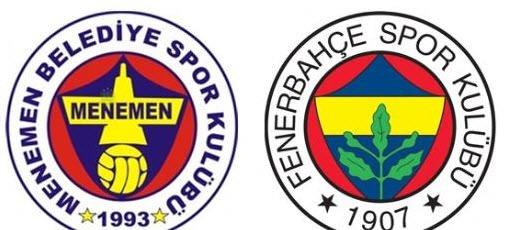 Fenerbahçe'nin rakibi Menemen Belediyespor...