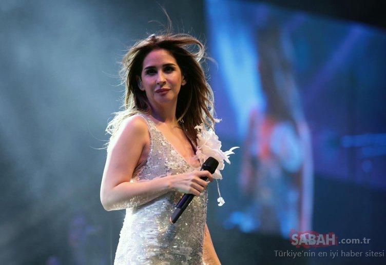 Aynur Aydın Makedonya konserinde... Taciz şoku!
