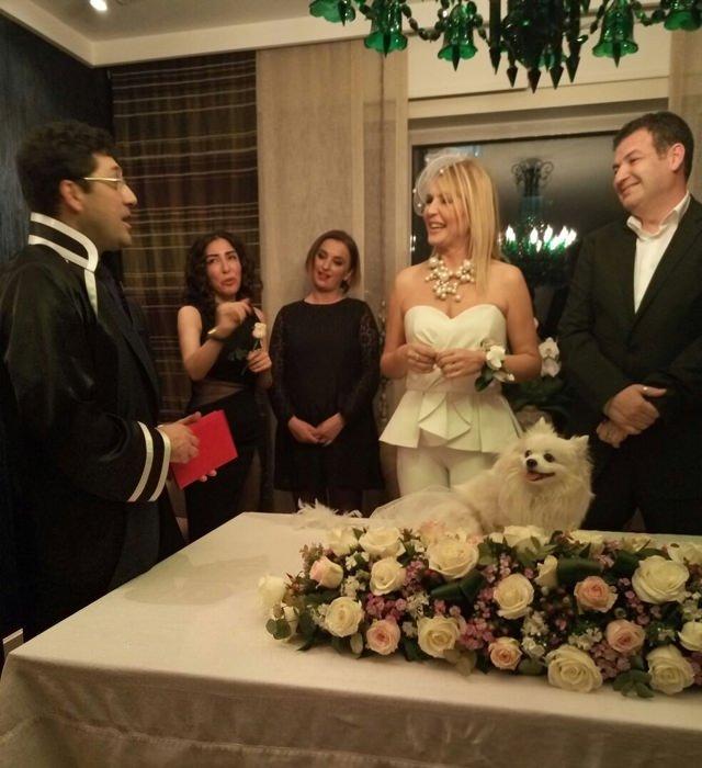Seda Akgül & Avram Habif'in evliliği dört ay sürdü